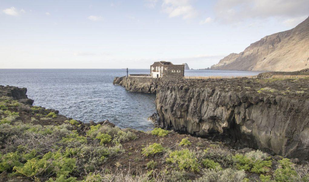 Vue de l'Hôtel Puntagrande sur l'Île de El Hierro